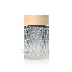 150ml reed diffuser bottle with bamboo cap