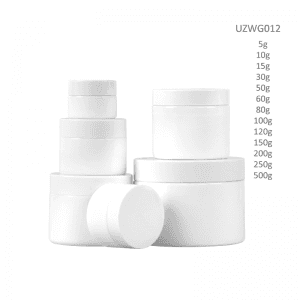 2020 China New Design Unique Cosmetic Jars -