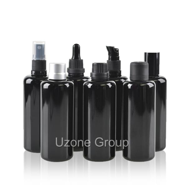 Factory Free sample 50ml Glass Dropper Bottle -