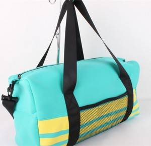 Wholesale durable roomy gym sport travel bag weekend duffel bags