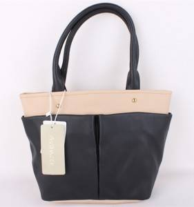 OEM High Quality fashion Canvas Shopping Tote bags Handbag for women