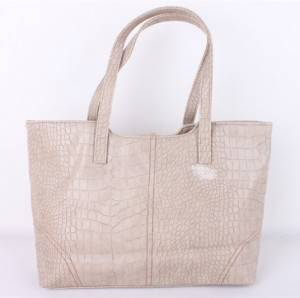 fashion PU Lady handbag single shoulder tote bag women handbag