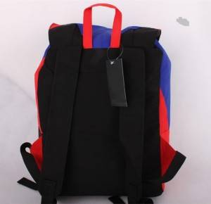 waterproof backpack travel lightweight polyester drawstring backpack