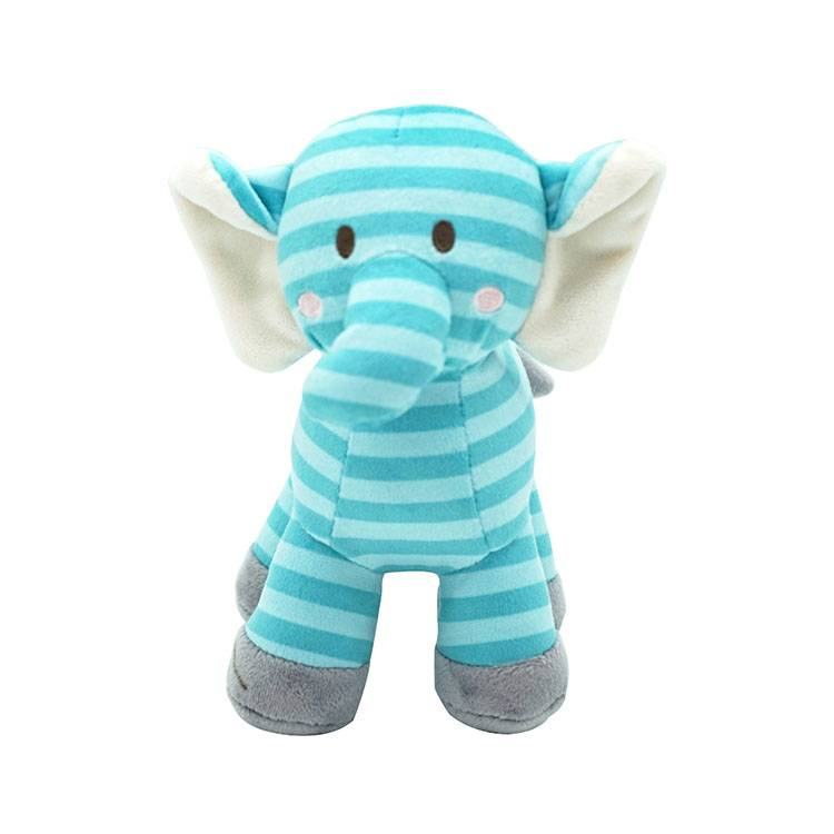 Free sample Cheap custom animal stuffed baby elephant plush toy