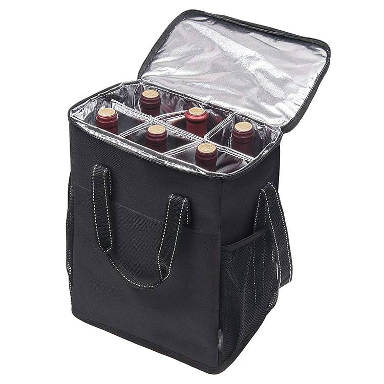 Eco friendly personalized reusable insulated fitness cooler lunch bag for men