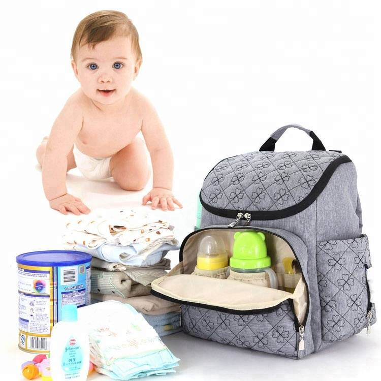 Multi-Functional Travel Diaper Mummy Maternity Bag Baby Backpack Diaper Organizer Nursing Bag