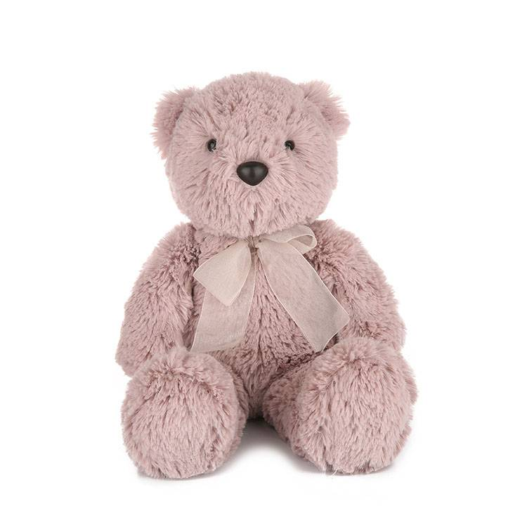 Cute baby toys personalised teddy bear pattern plush toys