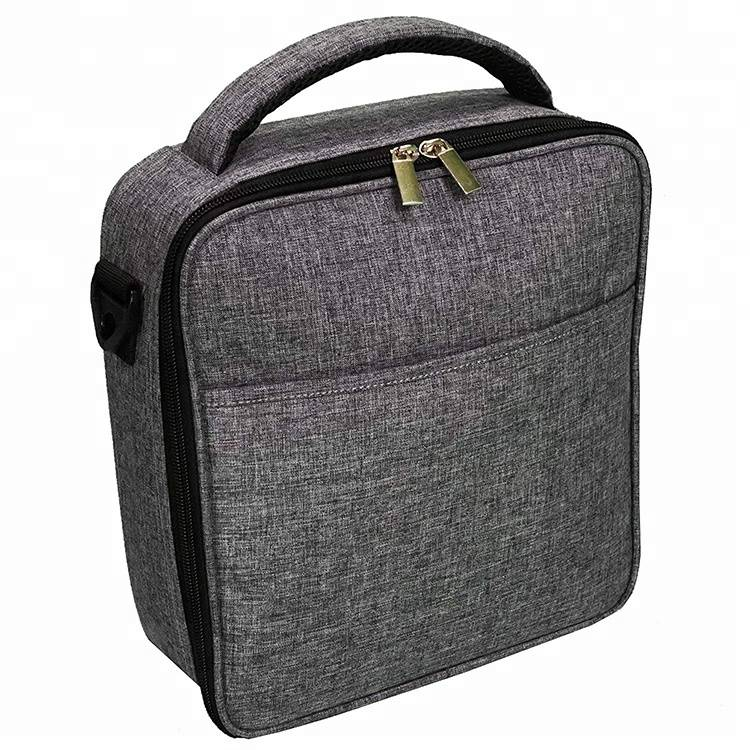 Multi-function customized design portable fitness cooler bag insulated lunch bag