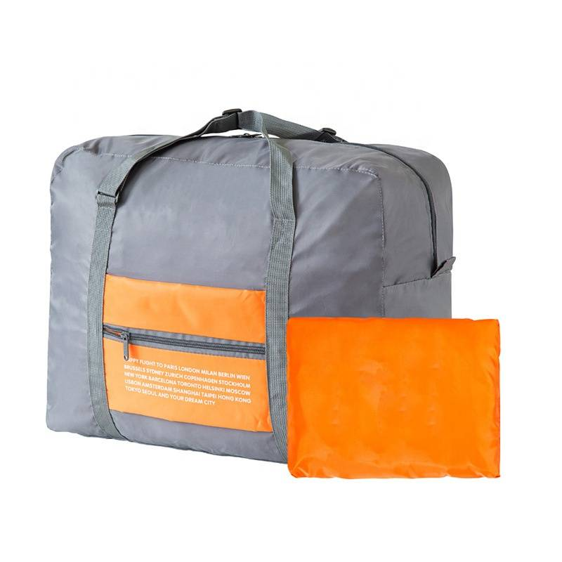 Foldable Portable Waterproof Big Home Storage Bag Shopping Sport Travel Duffel Luggage Organizer Bag