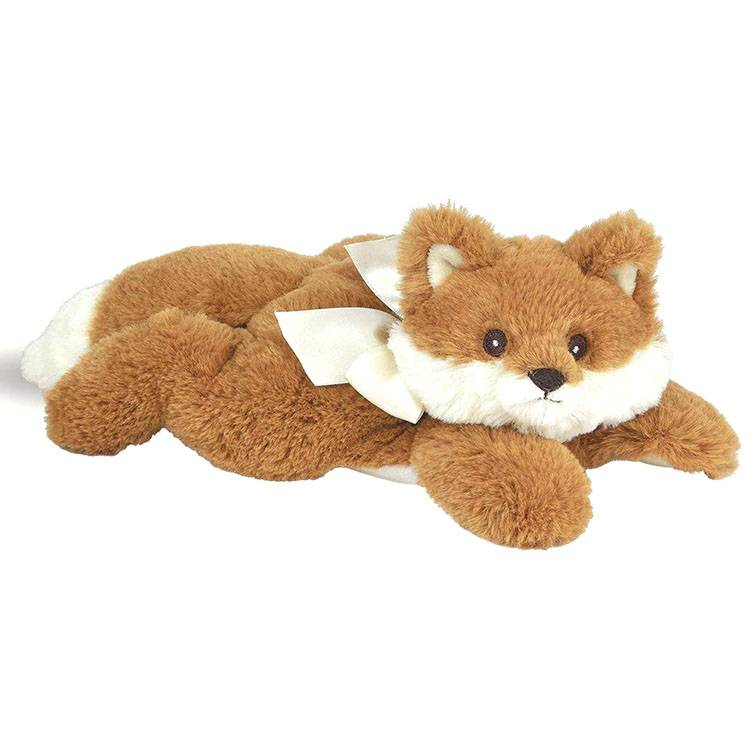 oem custom size color animal toy soft stuffed fox plush toy