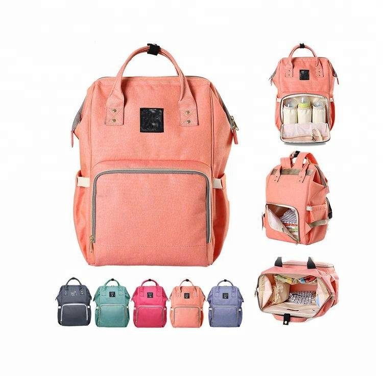 Extra Large Multi-Function Waterproof Travel Backpack Mummy Baby Kids Nappy Diaper Bag for Baby Care
