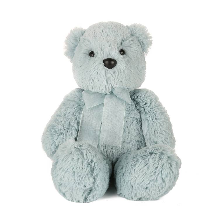 cuddly stuffed bear toy small plush animal bear for girl Featured Image