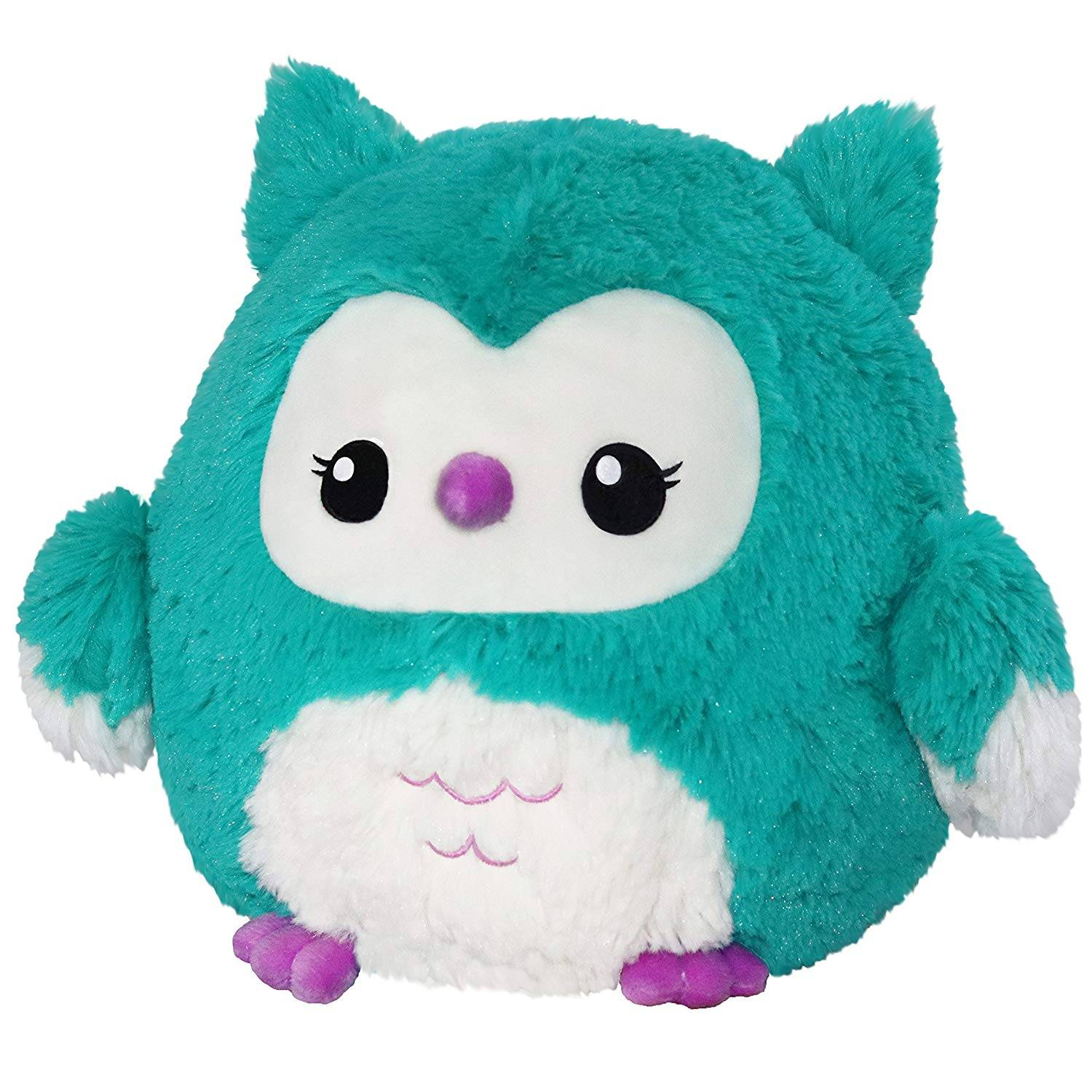 high quality customized lovely stuffed toy plush animal owl toy