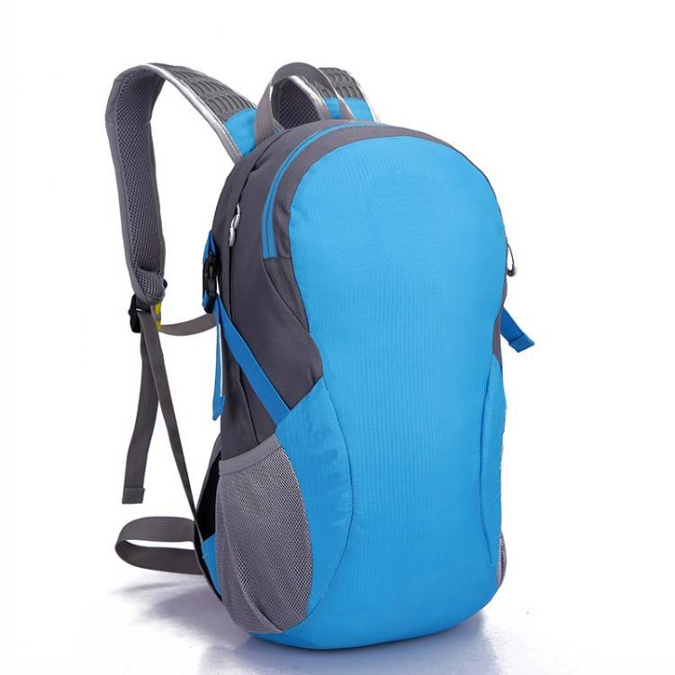 Outdoor Waterproof Travel Backpack Bag Men's And Women's Sports Casual Canvas Cycling Backpack Bag