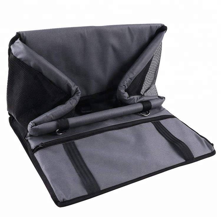 Hot selling portable foldable travel sling bag with pet booster seat
