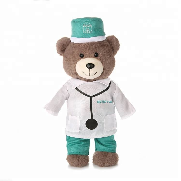 oem graduation bear toy cute stuffed toy bear designs