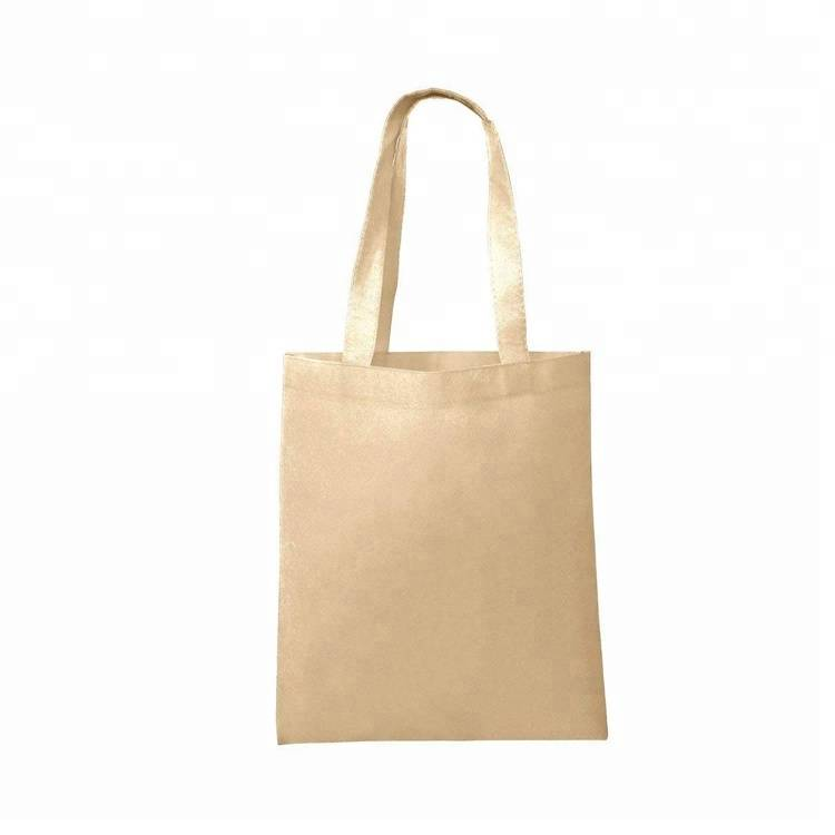 Promotion custom convention bags non-woven tote reusable shopping bags