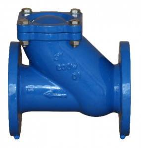 Flanged Ball Check Valves