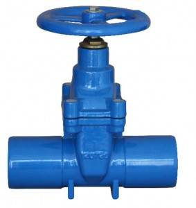 Resilient Seated Gate Valve Plain EndS