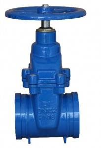 Resilient Seated Gate Valve Grooved Ends