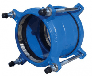 Restrained Couplings for HDPE Pipes