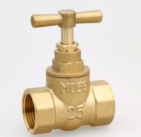 BS1010 Brass Stop Valves 1″