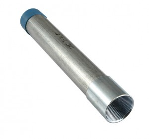 BS31 Electrical Steel Galvanized Conduit