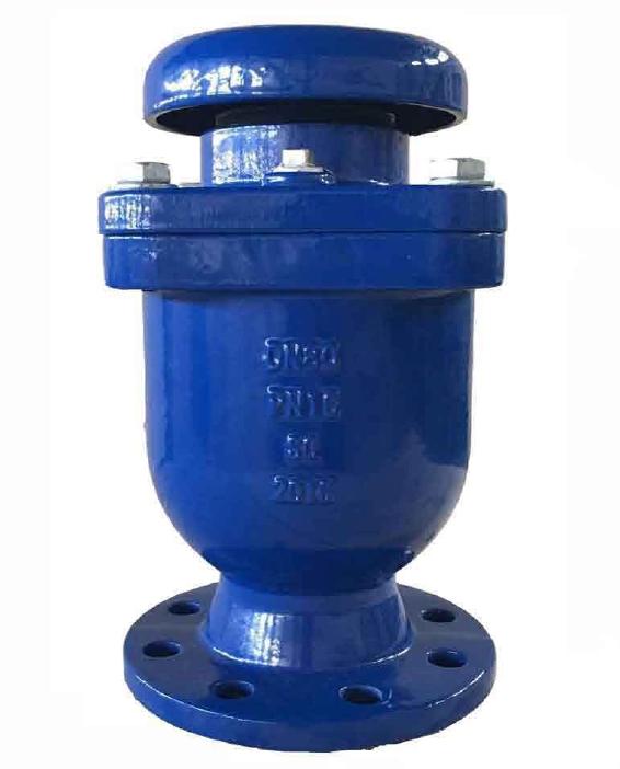 Combination Air Valve, Single Orifice