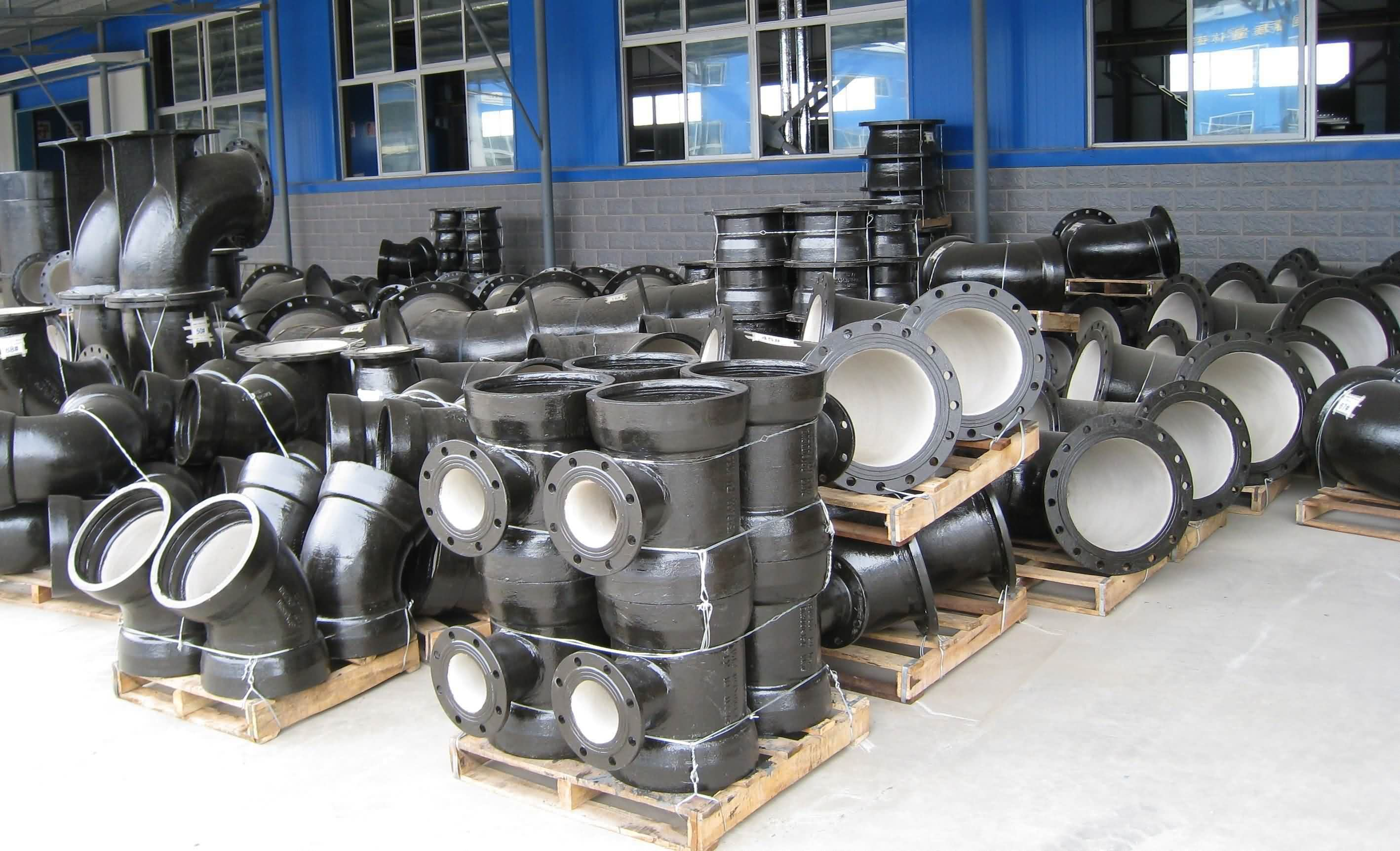 Ductile Iron Pipe Fittings, ISO2531 EN545 -1 Featured Image
