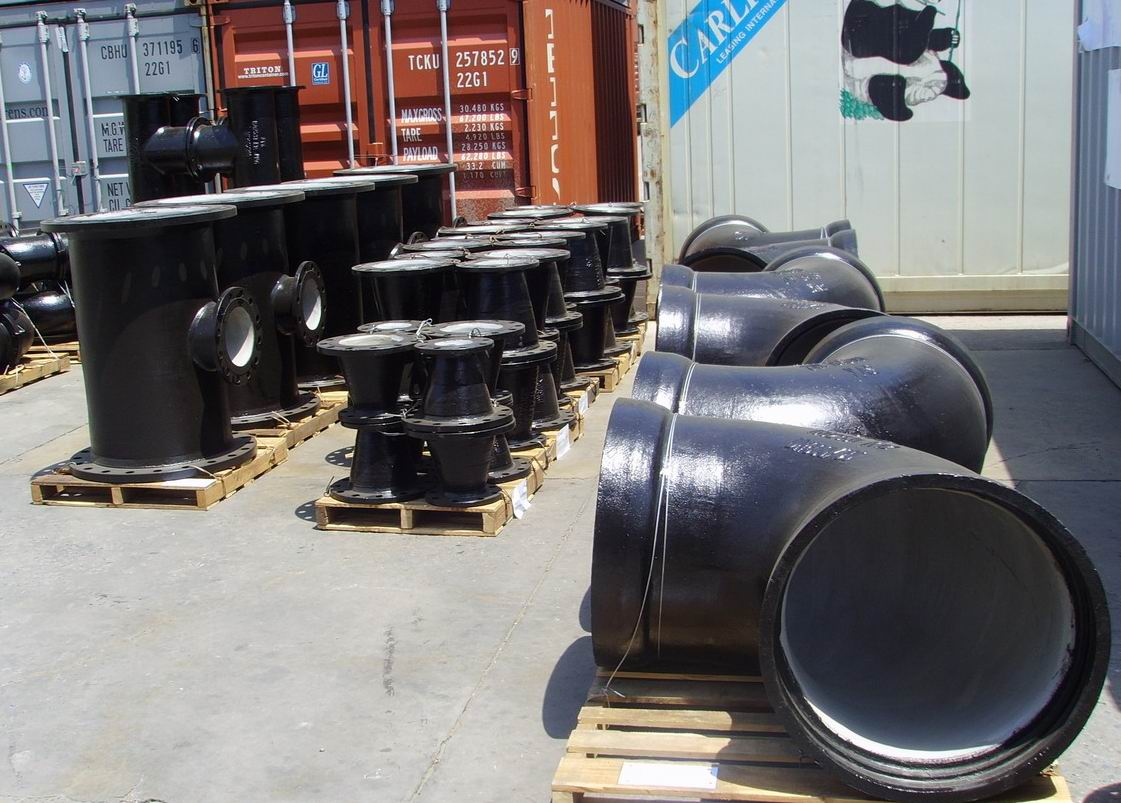 Ductile Iron Pipe Fittings, ISO2531 EN545 -2