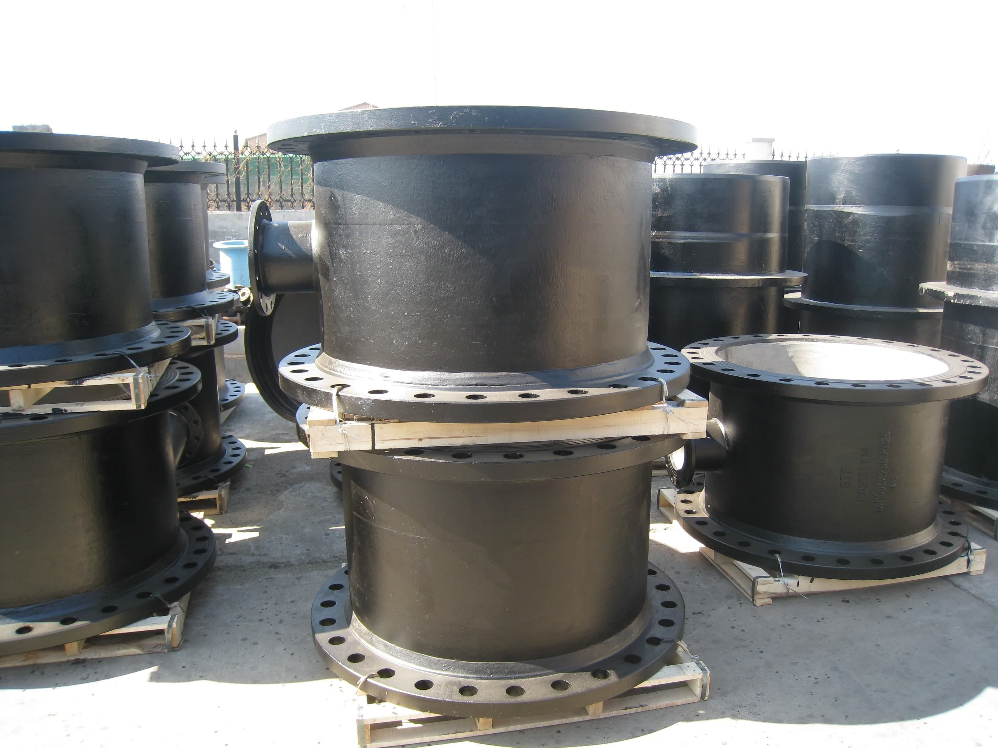 Ductile Iron Pipe Fittings, ISO2531 EN545 -9
