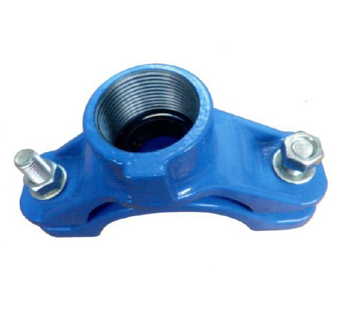 Ductile Iron Saddles for DI Pipe