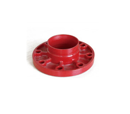 Good User Reputation for En598 Ductile Iron All Flange Tee -