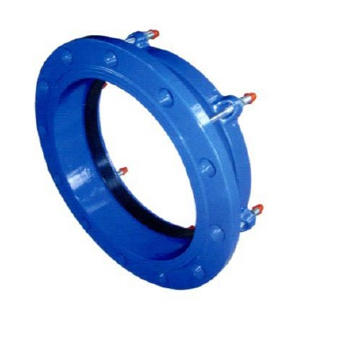 Flange Adaptors for Steel Pipe
