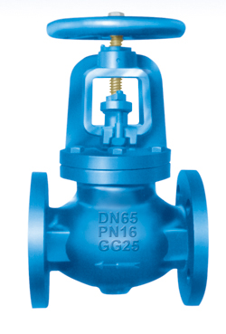 Online Exporter Plate Mounted One-Way Throttle Globe Valve -