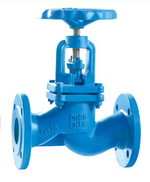 Flanged End Globe Valves-DIN3202 F1