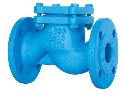 Flanged End Lift Check Valves-DIN3202 F1