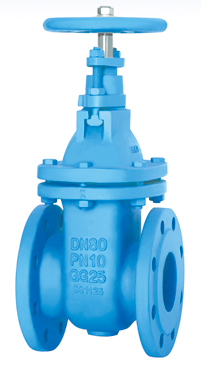 Flanged End Non-Rising Stem Gate Valves-BS5150