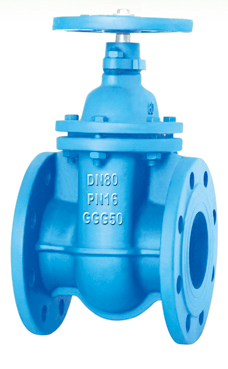Flanged End Non-Rising Stem Gate Valves-DIN3352 F4 PN16,O-Ring Type
