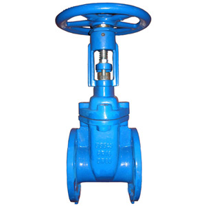 Flanged End OS&Y Resilient Seated Gate Valves-DIN3352 F4/F5-BS5163-SABS664/665