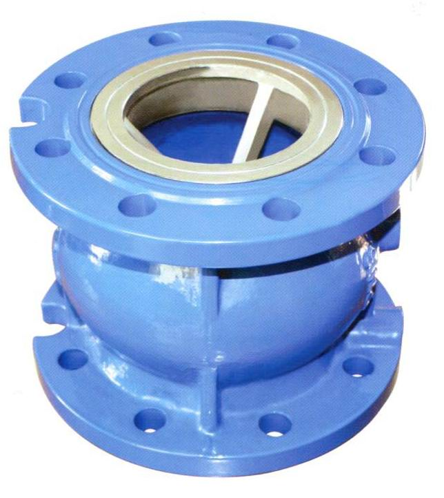 Flanged Silent Check Valves
