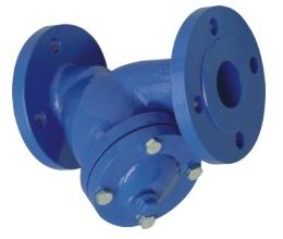 Professional Design Flange End Y Strainer -