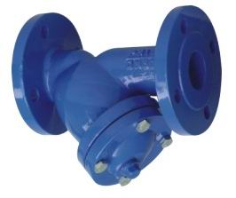 Flanged Y Strainers-BS