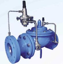 Flow Rate Control Valves