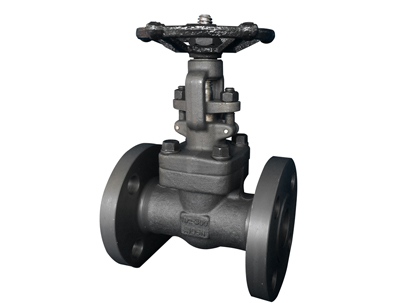 Forged Steel Gate Valves-Flanged