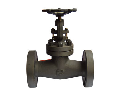 Forged Steel Globe Valves-Flanged