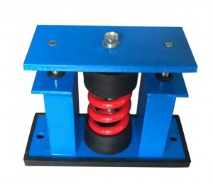 Free Standing Spring Isolator Restrained Vibration Isolator