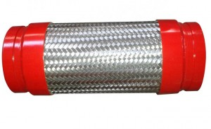 Grooved 300 Stainless Steel Braided Flexible Joint Hose