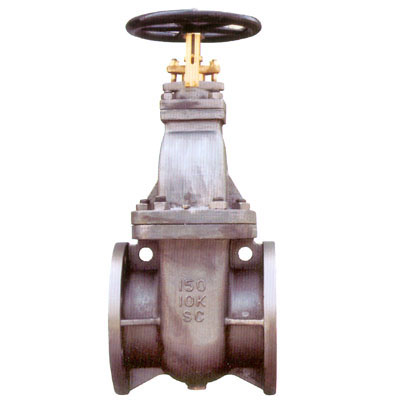JIS F7366 Marine Cast Steel Gate Valves