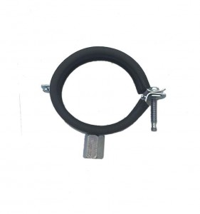 Kombi Pipe Clamp With Rubber
